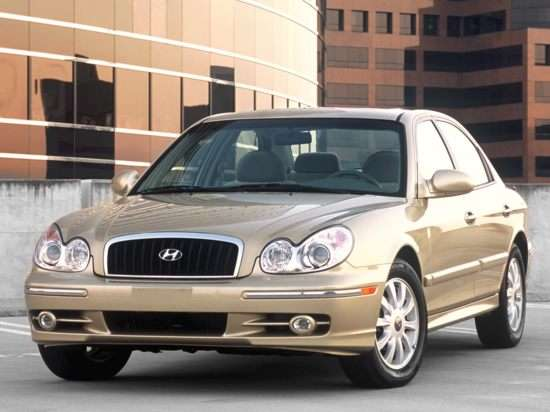 2005 Hyundai Sonata Models Trims Information And Details Autobytel