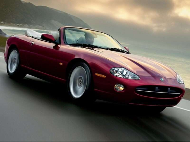2005 Jaguar XK8 Pictures Including Interior And Exterior Images |  Autobytel.com