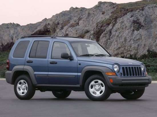 2004 Jeep Liberty Mpg >> 2005 Jeep Liberty Models, Trims, Information, and Details ...