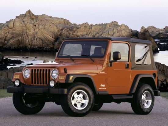 2005 Jeep Wrangler Models Trims Information And Details