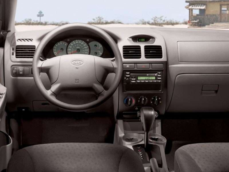2005 Kia Rio Pictures including Interior and Exterior Images ...