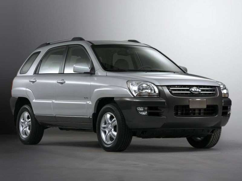 2005 Kia Sportage Pictures Including Interior And Exterior