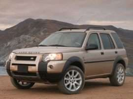 2005 Land Rover Freelander SE 4dr All-wheel Drive