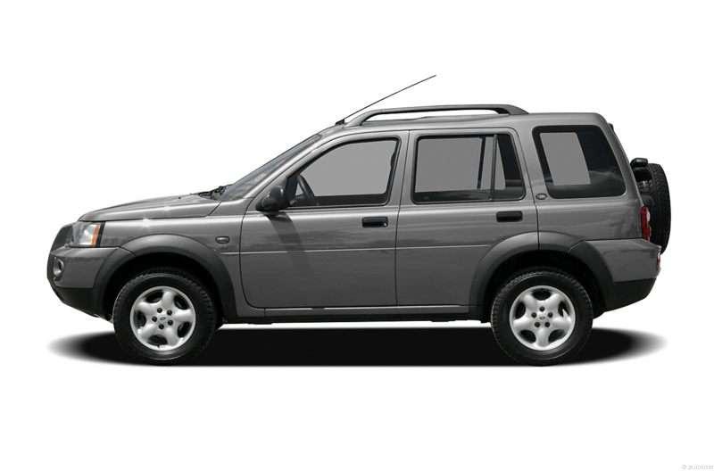 Land Rover Freelander Pictures, Land Rover Freelander Pics