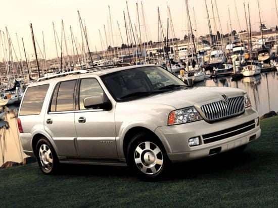2005 Lincoln Navigator Models Trims Information and Details