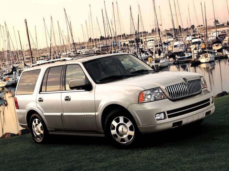 2005 Lincoln Navigator Pictures Including Interior And Exterior