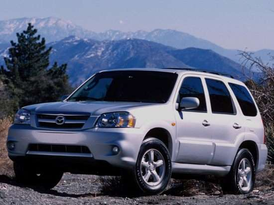 2005 Mazda Tribute Pictures Including Interior And Exterior
