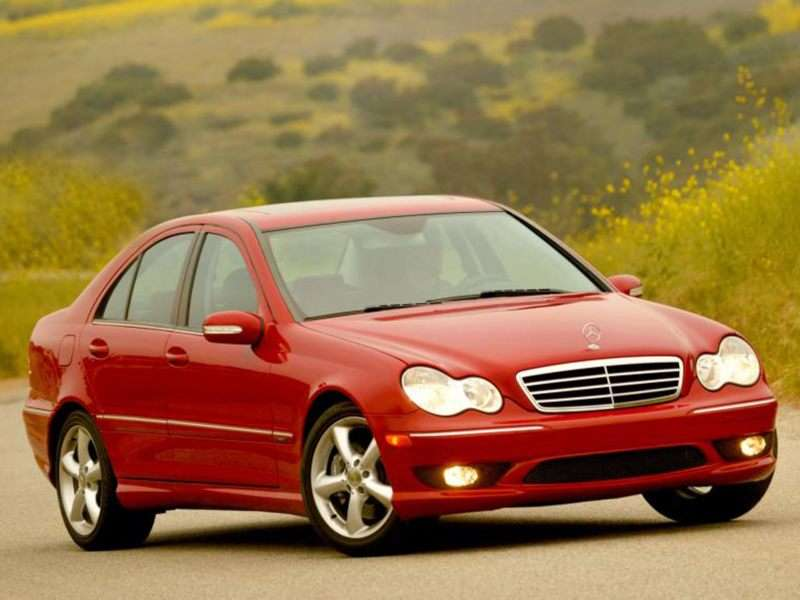 2005 mercedes benz c class pictures including interior and. Black Bedroom Furniture Sets. Home Design Ideas