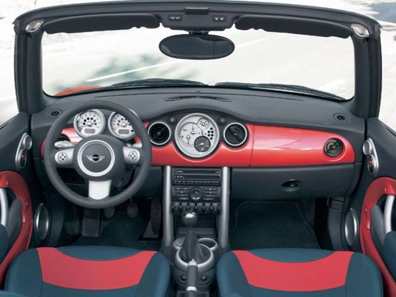 2005 Mini Cooper S Pictures Including Interior And Exterior Images Autobytel