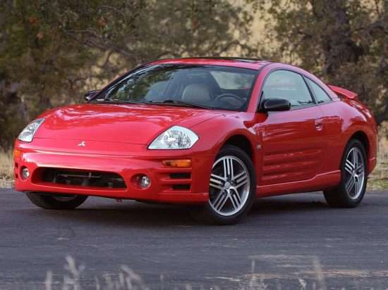 2005 mitsubishi eclipse models, trims, information, and details