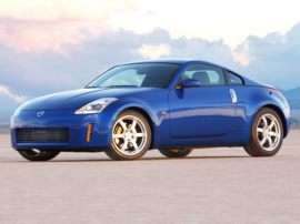 2005 Nissan 350Z Base 2dr Coupe