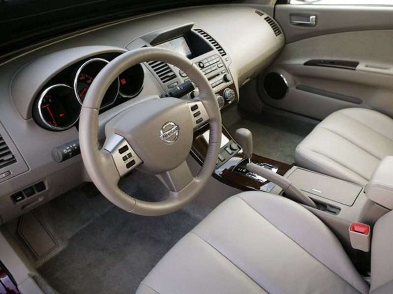 High Quality 2005 Nissan Altima Pictures Including Interior And Exterior Images |  Autobytel.com