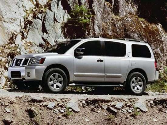 2005 Nissan Armada Models  Trims  Information  And Details