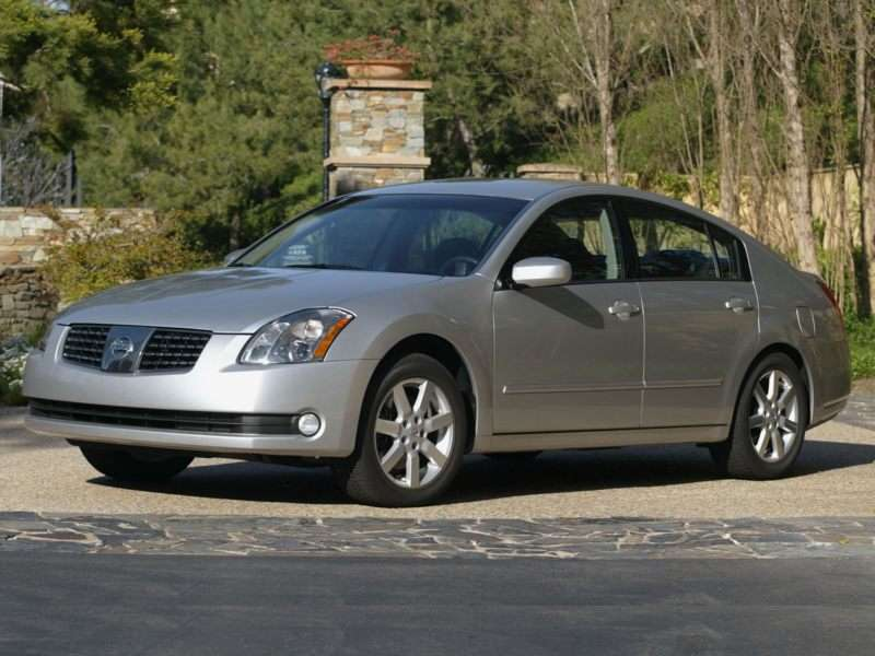 2005 Nissan Maxima Pictures Including Interior And Exterior Images