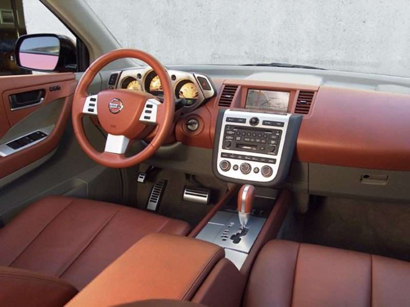 2005 Nissan Murano Pictures Including Interior And Exterior Images    Autobytel.com Great Ideas
