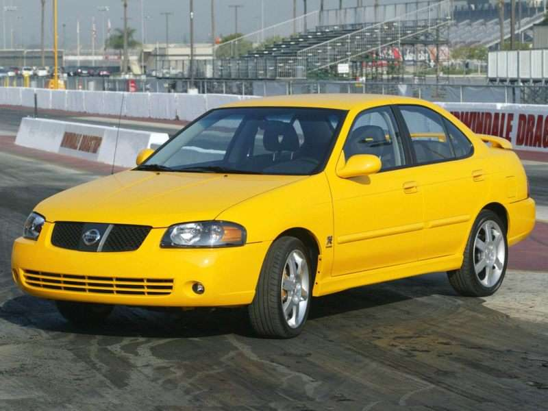 2005 Nissan Sentra Pictures Including Interior And Exterior Images