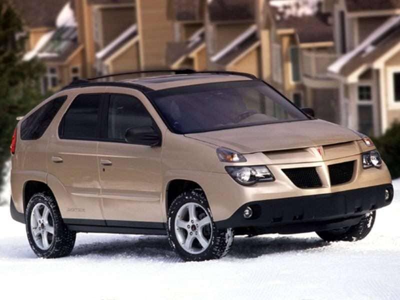 Pontiac Aztek Pictures Pontiac Aztek Pics Autobytel