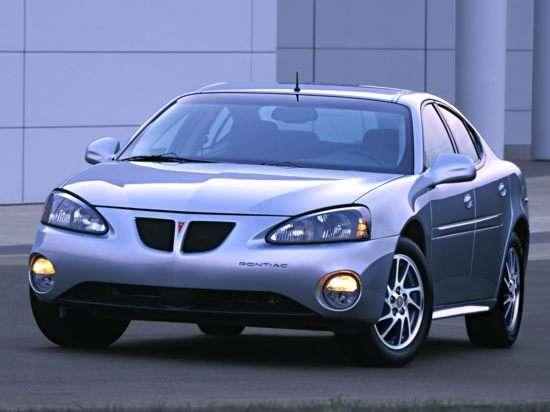 2005 Pontiac Grand Prix Models Trims Information And