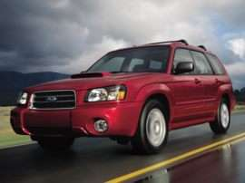 2005 Subaru Forester 2.5 XS L.L. Bean 4dr All-wheel Drive