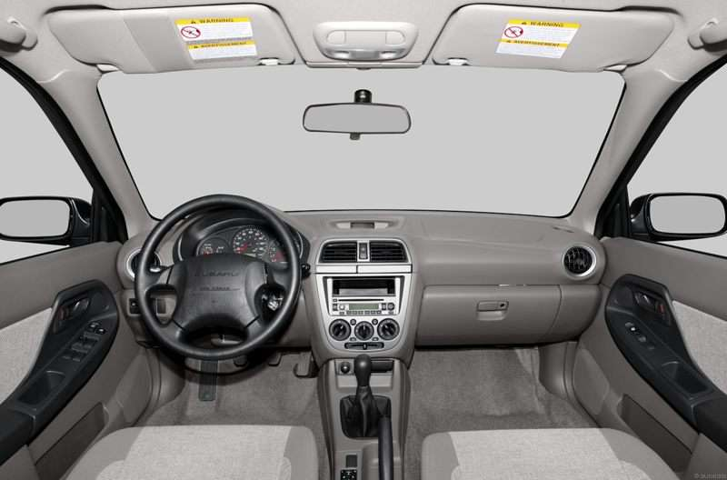 2005 Subaru Impreza Outback Sport Pictures Including Interior And