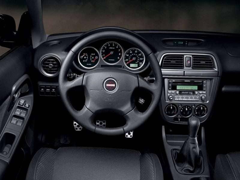 2005 Subaru Impreza Wrx Sti Pictures Including Interior And Exterior