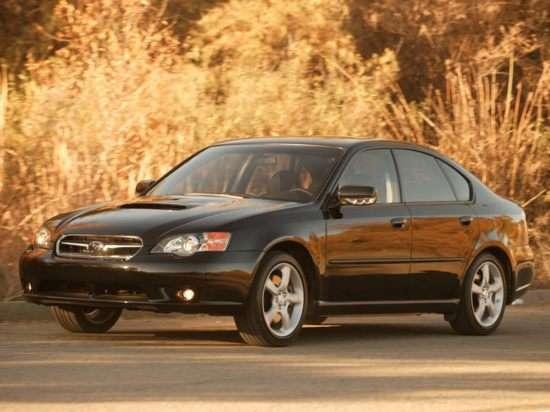 2005 Subaru Legacy Models Trims Information And Details