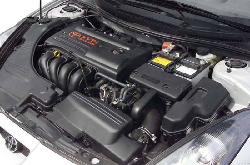 Toyota VVT-i Engine Technology