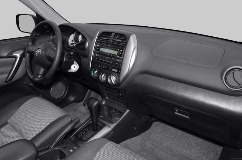 Toyota Rav4 2005 Interior >> 2005 Toyota Rav4 Pictures Including Interior And Exterior Images