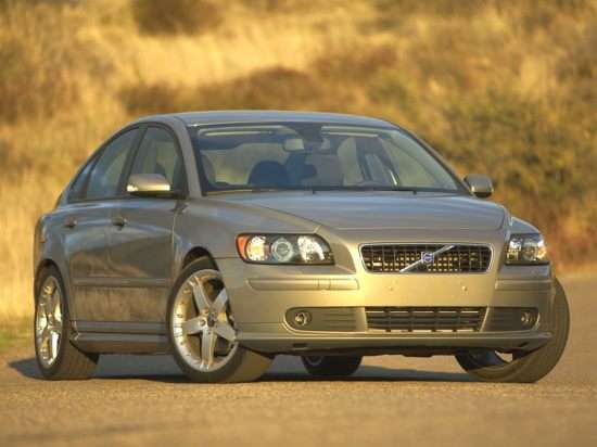 2005 Volvo S40 2.4i A w/MC564 Fleet Value Package FWD