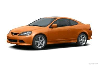 Research the 2006 Acura RSX