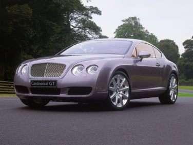 2006 Bentley Continental Gt Exterior
