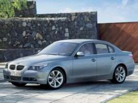 2006 BMW 525 i 4dr Rear-wheel Drive Sedan
