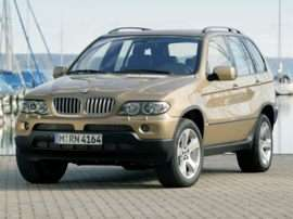 2006 BMW X5 3.0i 4dr All-wheel Drive