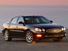 2006 Buick LaCrosse CX 4dr Sedan