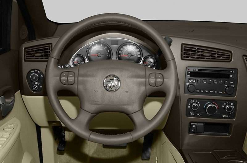 2006 Buick Rendezvous Pictures Including Interior And Exterior