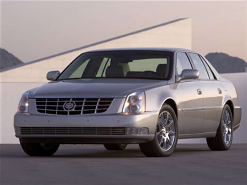 2006 Cadillac Dts Pictures Including Interior And Exterior Images
