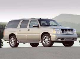 2006 Cadillac Escalade ESV Base All-wheel Drive