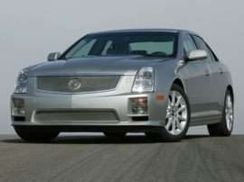 2006 Cadillac STS-V Base 4dr Sedan