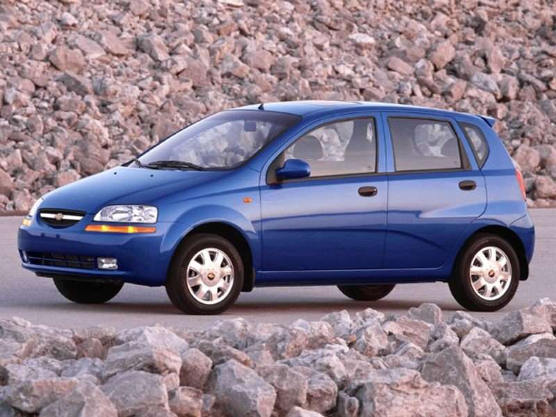 2006 Chevrolet Aveo Pictures Including Interior And Exterior Images