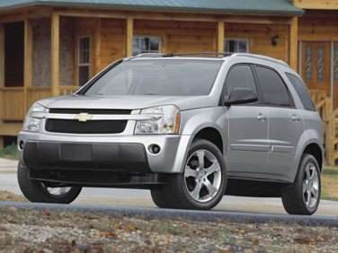2006 Chevrolet Equinox Models Trims Information And