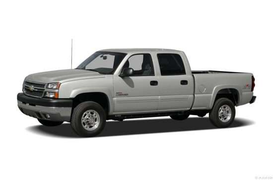 2006 Chevrolet Silverado 2500HD Work Truck 4x2 Crew Cab Long Box