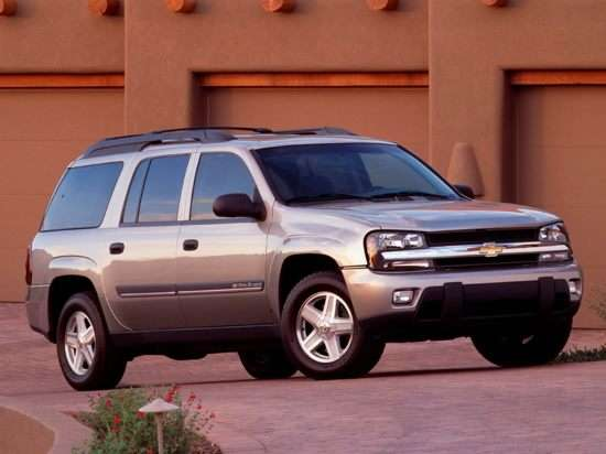 Chevy Traverse Mpg >> 2006 Chevrolet TrailBlazer EXT Models, Trims, Information, and Details | Autobytel.com