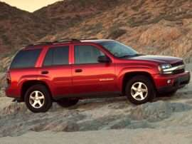 2006 Chevrolet TrailBlazer LS 4x2