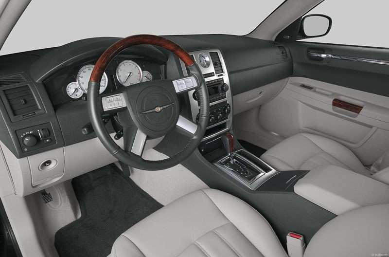 2006 Chrysler 300C Pictures including Interior and Exterior Images ...