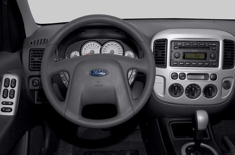 Ford Escape Pictures Including Interior And Exterior Images - 2006 escape