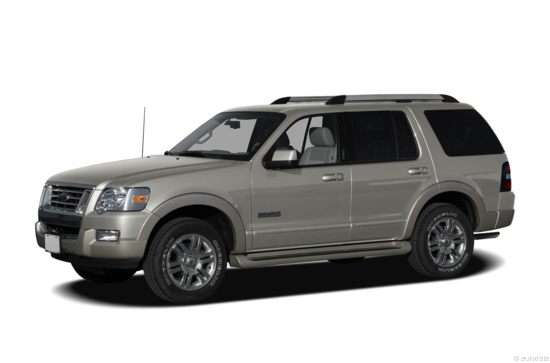 Ford Explorer Models >> 2006 Ford Explorer Models Trims Information And Details
