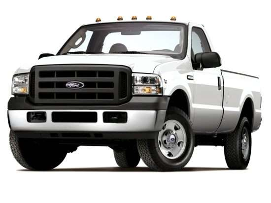 2006 Ford F-250 XL 4x2 SD Regular Cab