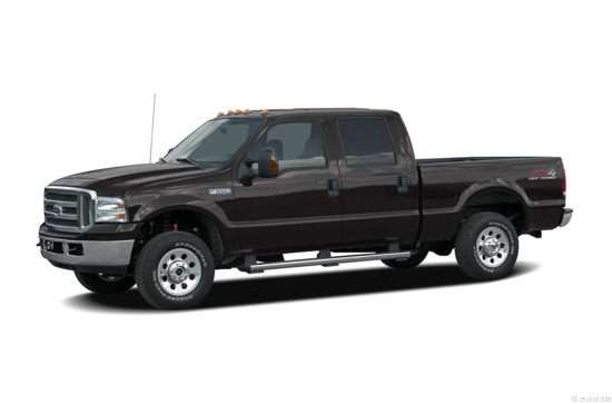 2006 Ford F-250 Lariat 4x2 SD Crew Cab Long Box