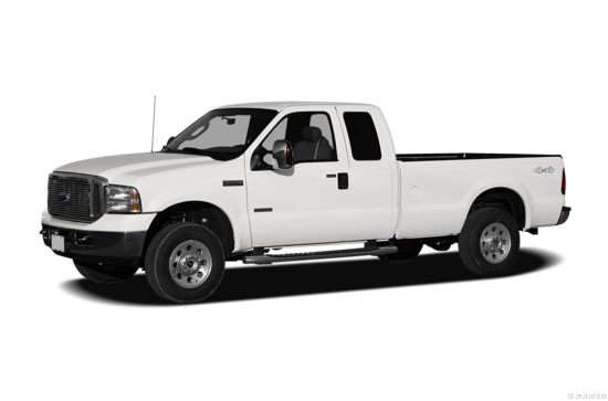 2006 Ford F-250 XLT 4x2 SD Super Cab Short Box