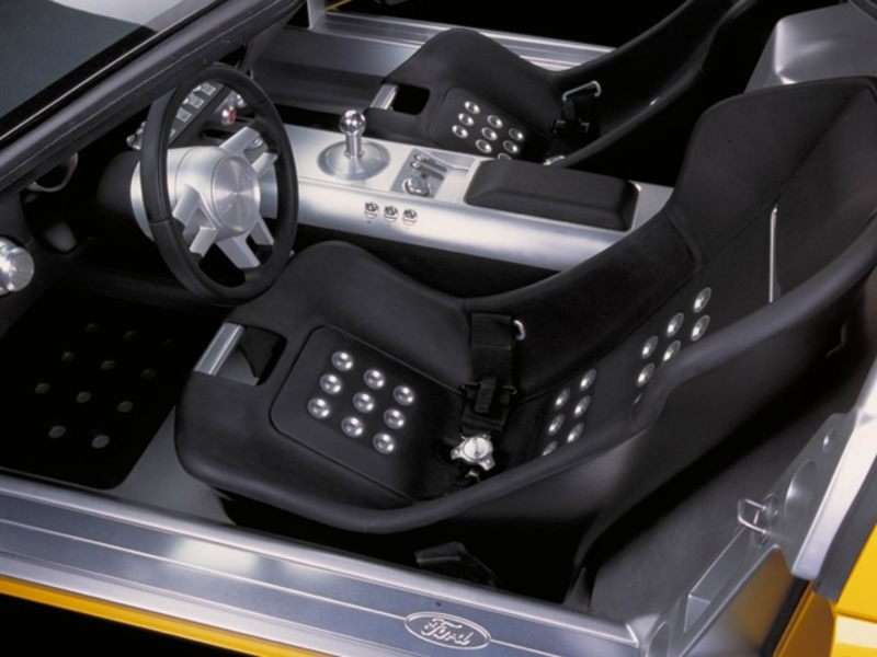 Ford Gt Pictures Including Interior And Exterior Images Autobytel Com